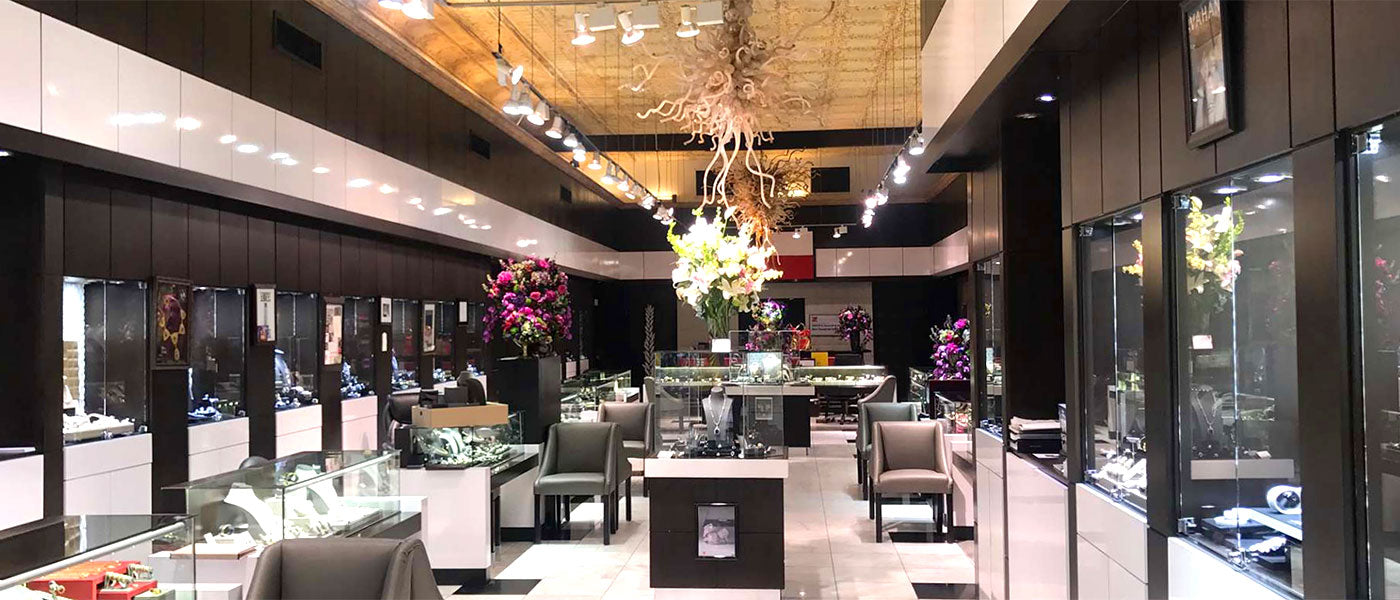 An image of our santa fe jewelry store.