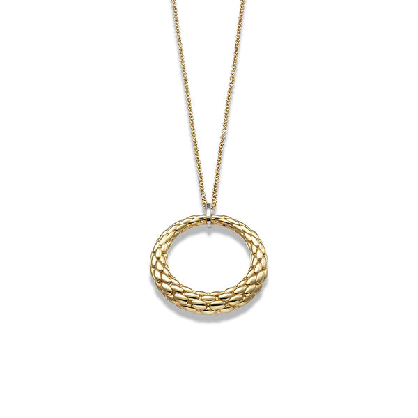 A beautiful pendant by Fope Santa Fe Jewelry