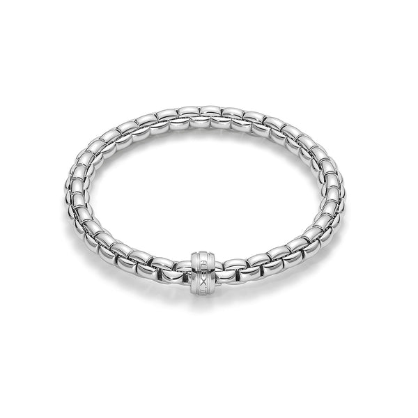 FOPE Flex'It 18K White Gold Bracelet