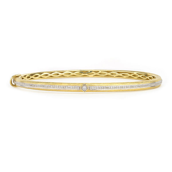 Jude Frances 18K Gold Bangle