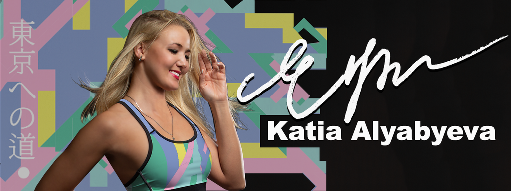 KATIA ALYABYEVA's Signature Collection with RYTE Sport