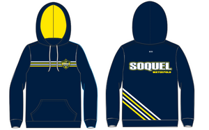 Soquel High School Water Polo Unisex Hooded Sweatshirt