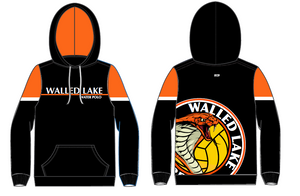 Walled Lake Water Polo Unisex Hooded Sweatshirt