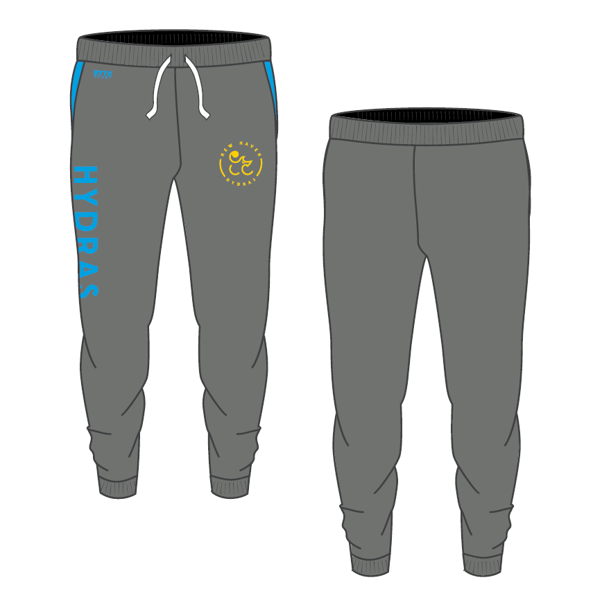 New Haven Water Polo Club Custom Unisex Jogger Sweatpants