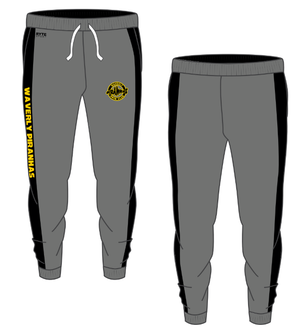 Waverly Piranhas Swim Club Adult Unisex Jogger Sweatpants
