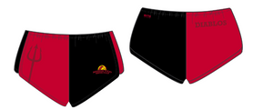 Mission Viejo High School Girl's Water Polo Custom Women's Walk Short