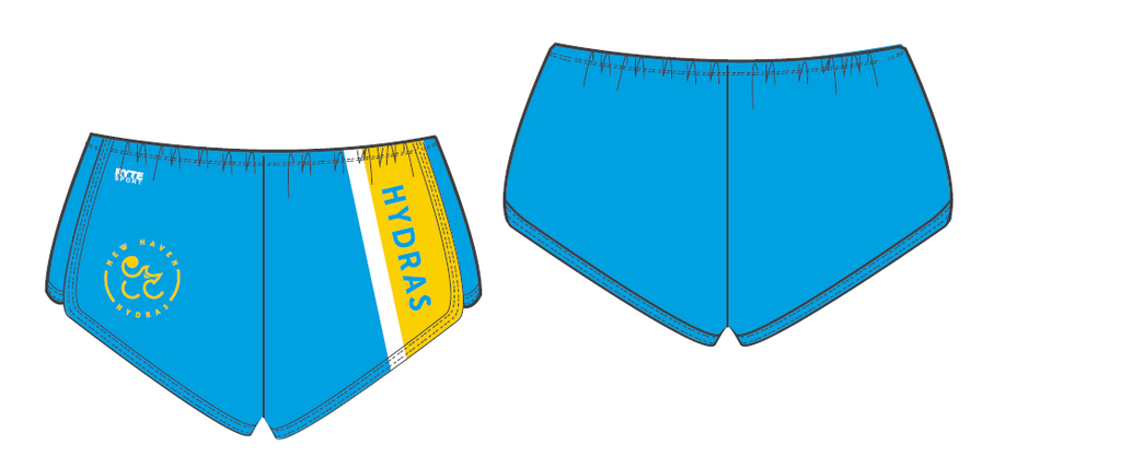 New Haven Water Polo Club Custom Women's Walk Short