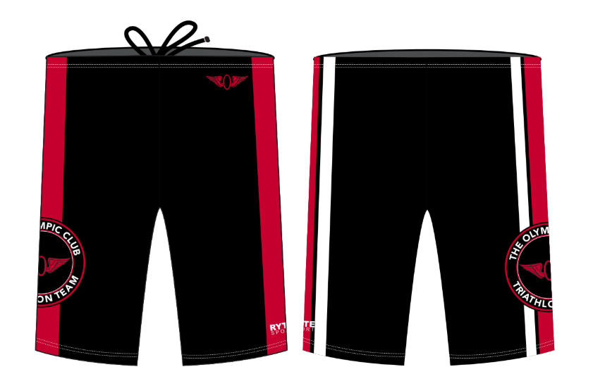 Olympic Club Triathlon Team Custom Men's Jammer