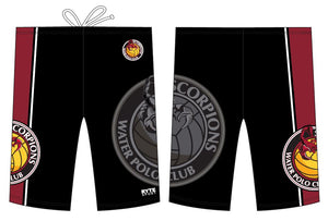 Scorpions Water Polo Club Custom Men's Jammer
