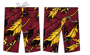 Sharon High School Swim Team Custom Men's Swim Jammer