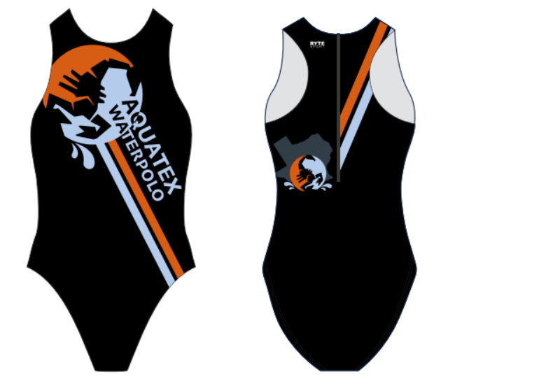 Aquatex Water Polo Custom Women's Water Polo Suit