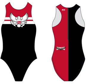 Cumberland Valley Water Polo Girl's Water Polo Suit