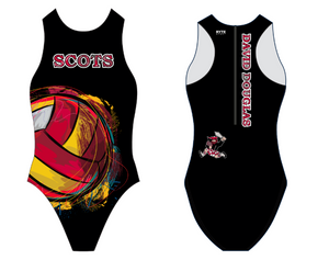 David Douglas High School 2019 Custom Women's Water Polo Suit