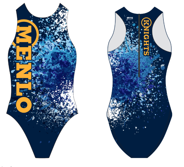 Menlo School Girls Water Polo Suit