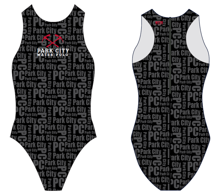 Park City Water Polo Club Custom Women's Water Polo Suit