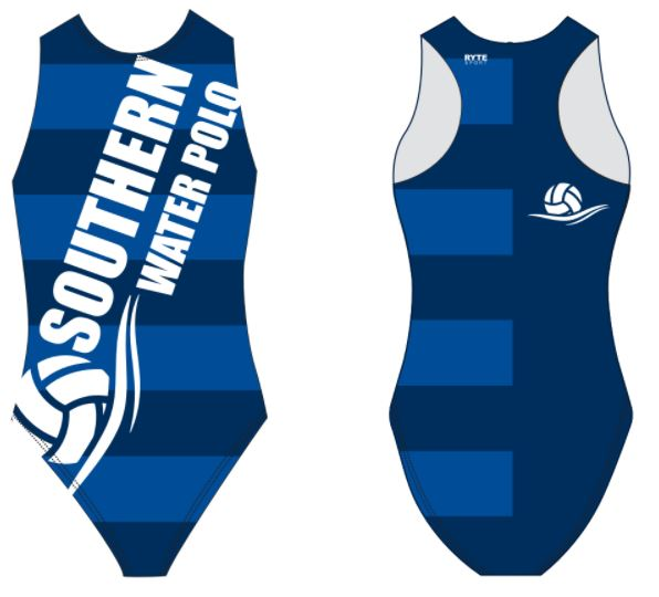 Southern Water Polo Custom Women's Water Polo Suit