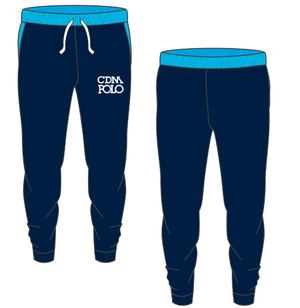 Corona Del Mar Boy's Water Polo Unisex Adult Jogger Sweatpants
