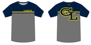 Grand Ledge High School Custom Men's T-Shirt