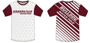 Grandville High School Stripes Men's T-Shirt