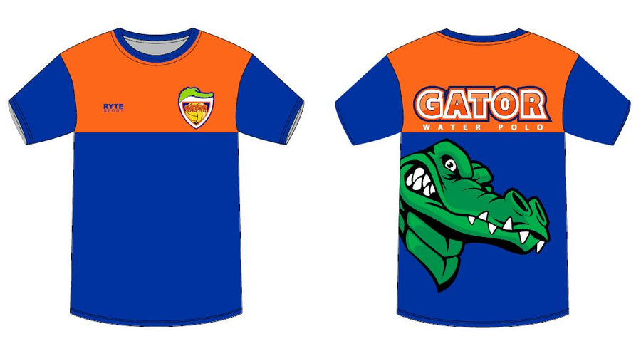 Gator Water Polo Custom Men's T-Shirt