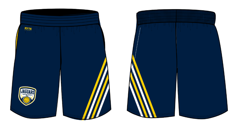 Gregori High School Water Polo Men's Gym Short
