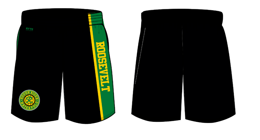 Roosevelt High School Custom Men's Gym Short