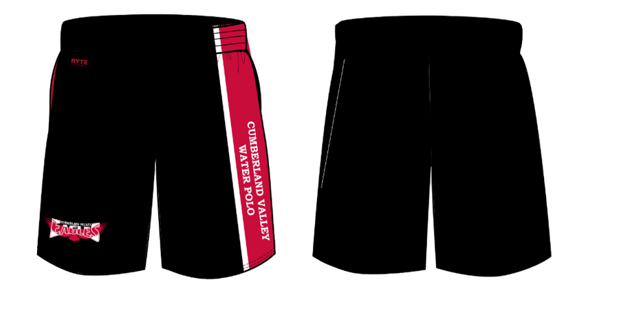 Cumberland Valley Water Polo Men's Gym Short