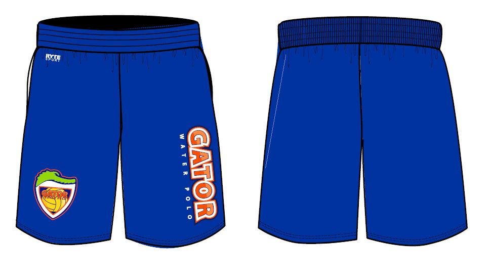 Gator Water Polo Club Men's Gym Short