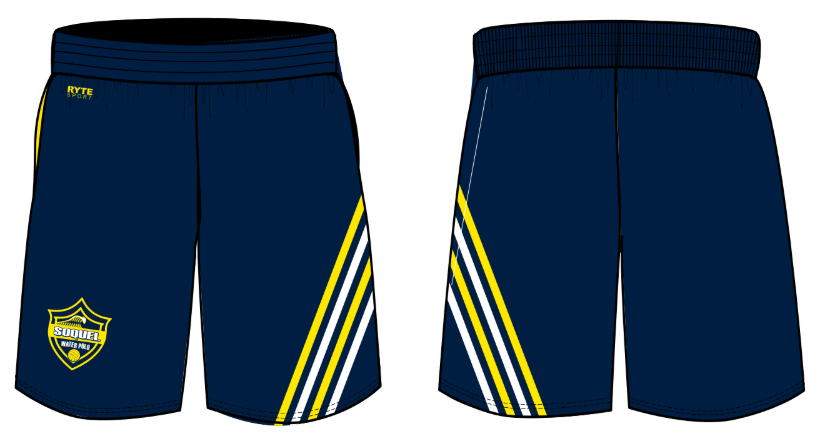 Soquel High School Custom Men's Gym Short