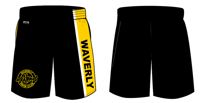 Waverly Piranhas Swim Club Men's Gym Short