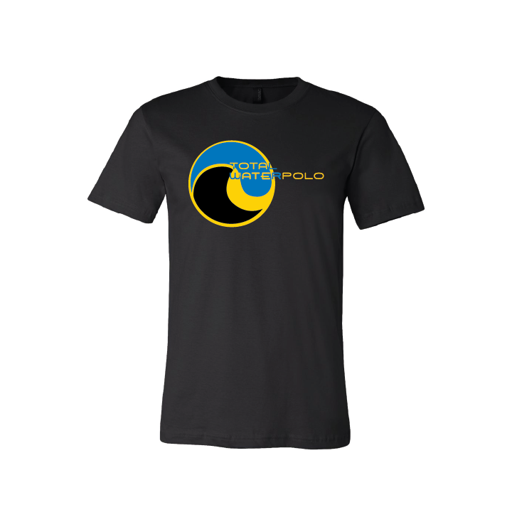 Total Waterpolo Unisex T-Shirt - Black
