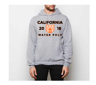 California High 2018 Water Polo Unisex Hooded Sweatshirt