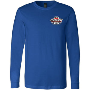 RV Storage Depot McClellan - Long Sleeve Jersey Tee