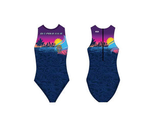 813 Water Polo Club Custom Women's Water Polo Suit