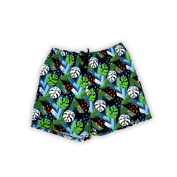 Neon Jungle Men's Swim Trunk