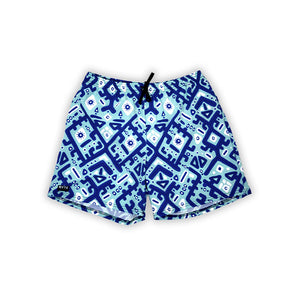 Ikat Men's Swim Trunk