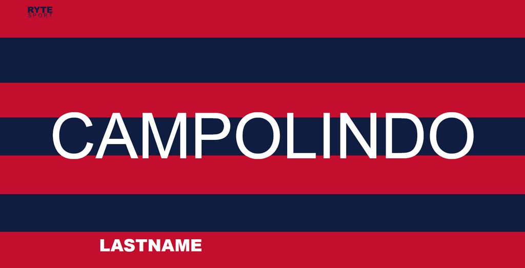 Campolindo High School Custom Towel