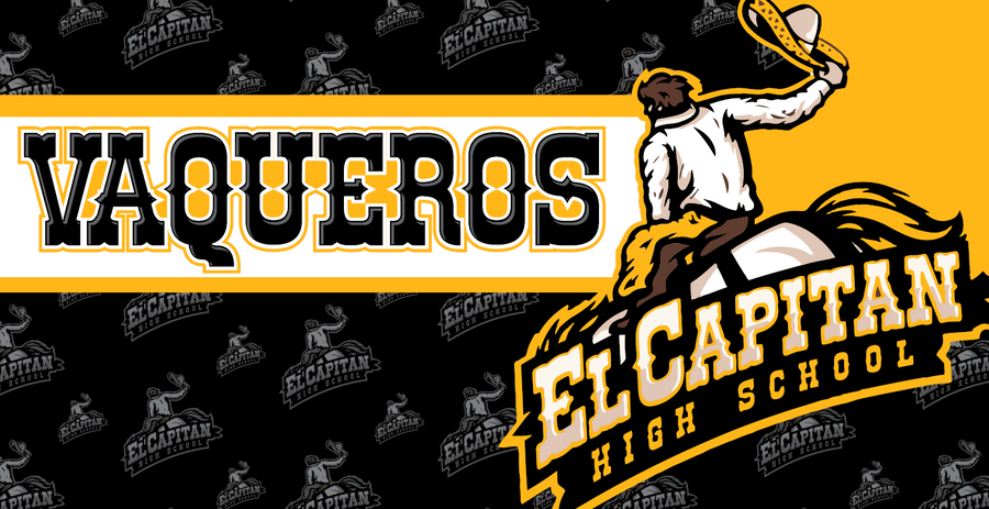 El Capitan High School Custom Towel