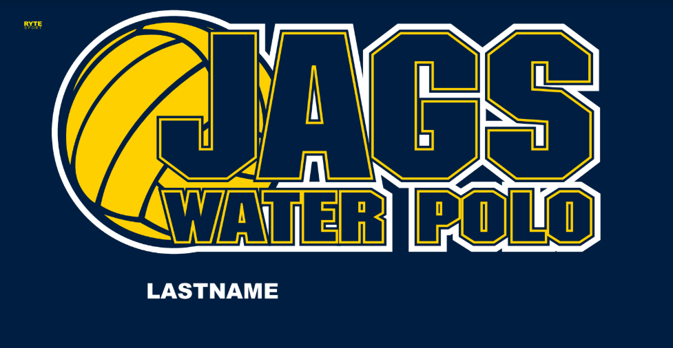 Gregori High School Water Polo Custom Towel