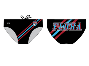 A.C. Flora High School Swim 2019 Custom Men's Swim Brief