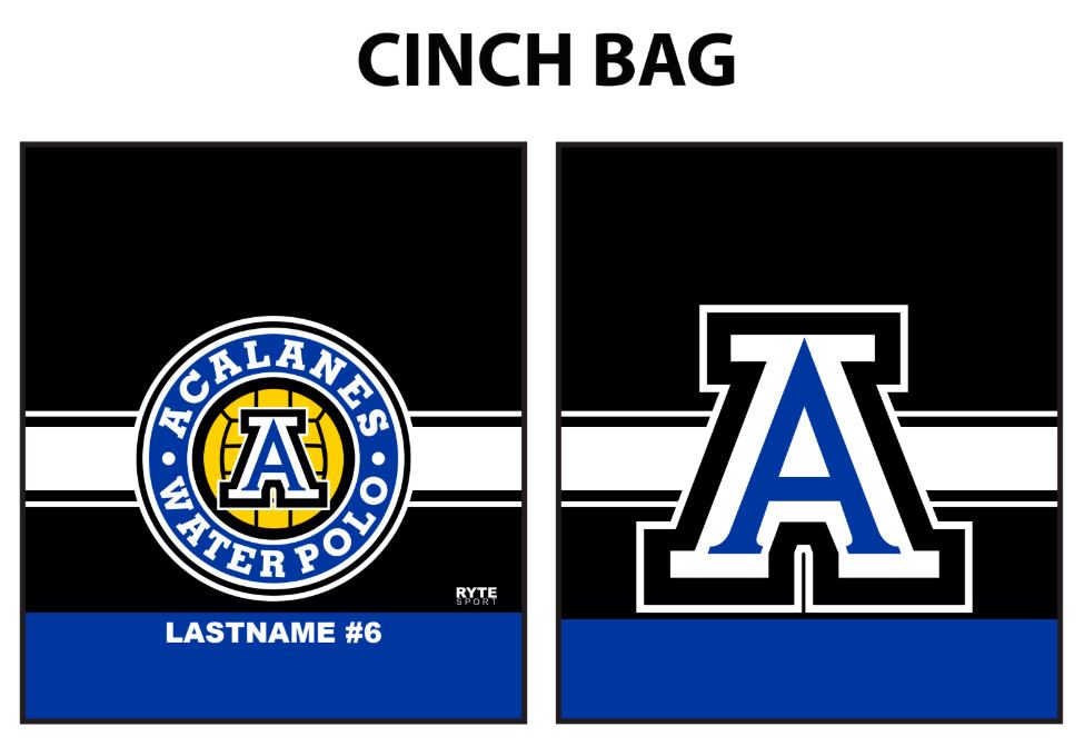 Acalanes High School Custom Cinch Bag