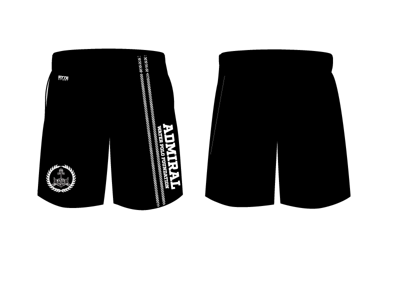 Admiral Water Polo Foundation 2019 Custom Men's Gym Short