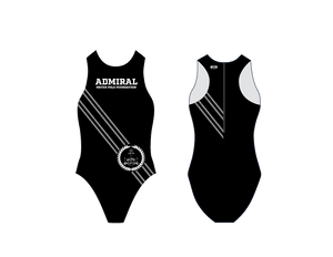 Admiral Water Polo Foundation 2019 Custom Women's Water Polo Suit - Personalized