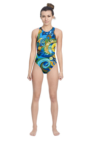 Aquarius Women's Water Polo Suit