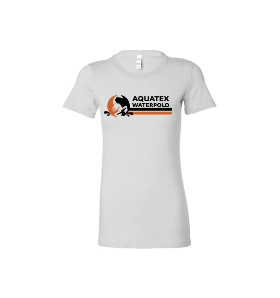 Aquatex Water Polo Custom White Women's Favorite Tee