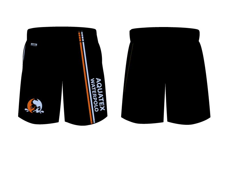 Aquatex Water Polo Custom Men's Gym Short