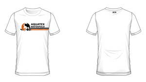 Aquatex Water Polo Custom White Dri-Fit T-Shirt