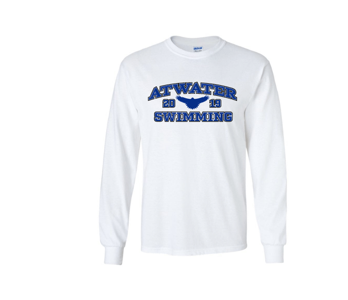 Atwater High School Long Sleeve T - Shirt
