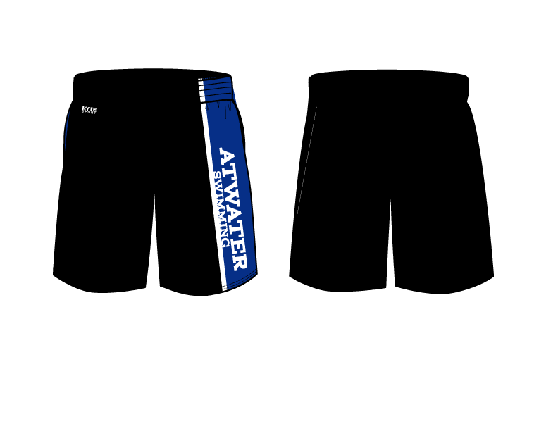Atwater High School Athletic Short 2019