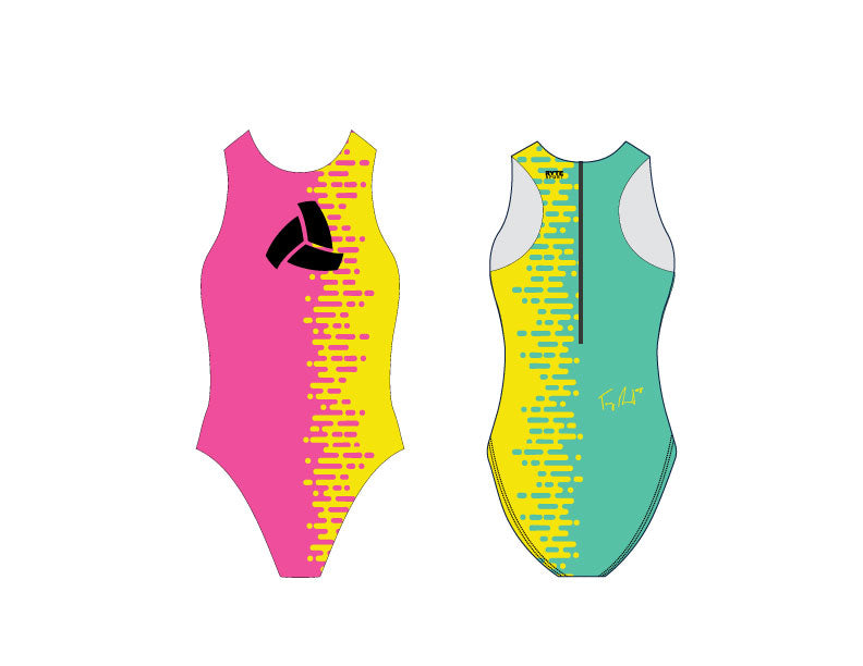 Azevedo Signature Women's Water Polo Suit 2019